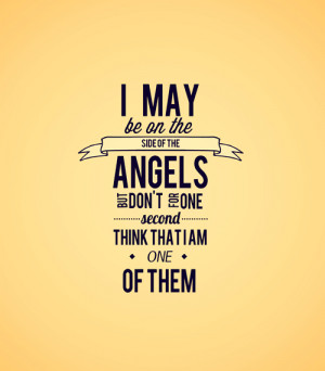 Day Five: Favorite Quote.