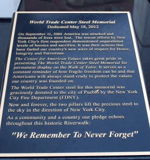 11 Memorial Quotes Never Forget ~ Mille Fiori Favoriti: We Remember ...