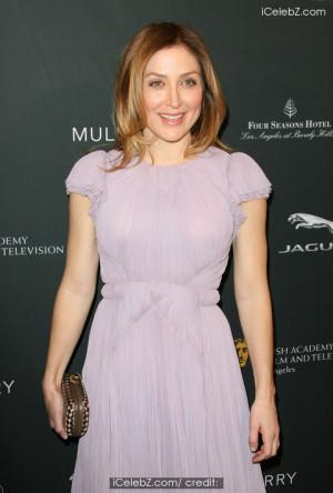 BAFTA 2014 awards season tea party held at the Four Seasons Hotel ...