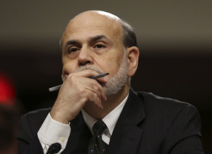 Federal Reserve Board Chairman Ben Bernanke testifies before Congress ...