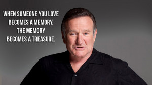 Life Quote: When someone you love becomes a memory, the memory becomes ...