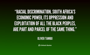 Racial Discrimination Short Quotes Preview quote