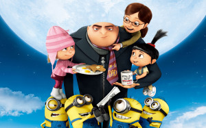 Family Movie Night: Despicable Me vs. Megamind