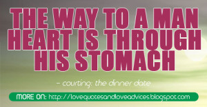Courting: The Dinner Date