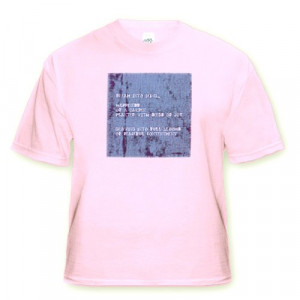 Blue Tie Dye Happiness Poem Inspirational Quotes Poetry – Light Pink ...