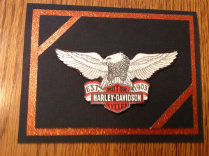Harley Davidson E Cards Birthday