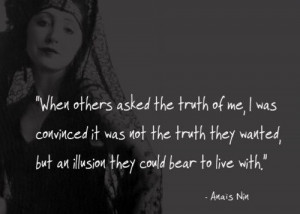 anais nin quotes and sayings Ana s Nin quote Quotes