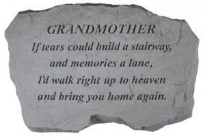 view image results for sympathy poems for grandmother grandmother ...