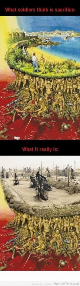 Soldier Sacrifice Quotes Pictures