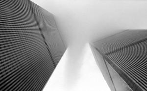 World Trade Center by Minoru Yamasaki Associates + Emery Roth & Sons