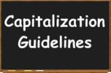 Grammar Rules Capitalization In Quotes