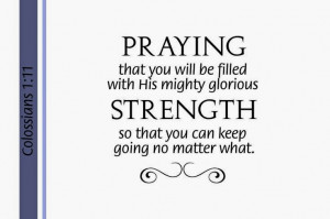 Prayer for Strength of Faith During Difficult Times