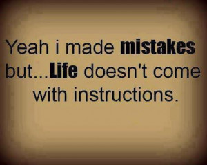 Love Mistakes Quotes Love mistakes quotes quotes