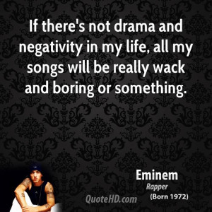 42 quotes from Eminem: 'I don't care if you're black, white,