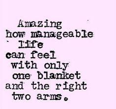 need Snuggles and a HUG!