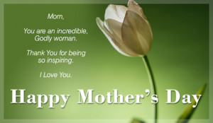 Mothers Day Messages Bible Verse