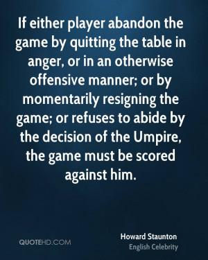 Umpire Quotes