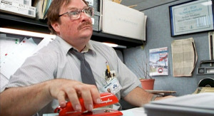 Office Space Made A Star Out Of A Stapler