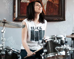 Kathleen Hanna, BOMBlog interview