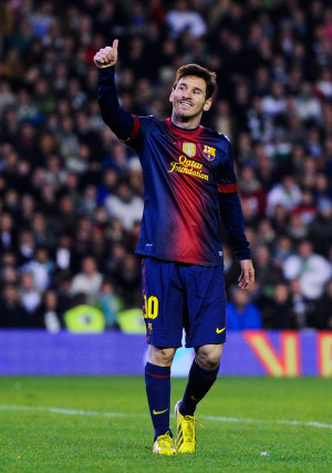 Una vez mas , como debe ser Leo Messi se llevo el Balon de Oro.