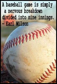 Baseball Sayings Quotes and Slogans