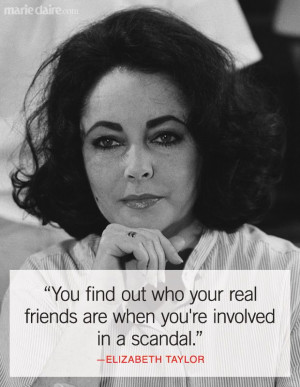Elizabeth Taylor Quotes - Inspirational Women Quotes - Marie Claire