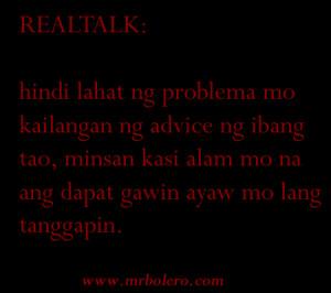 Tagalog love quotes 2014 patama