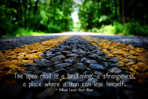 Tara Wagner › Portfolio › The Open Road - card with quote*