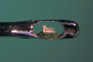 In the Eye of a Needle - Willard Wigan MBE, Micro-Sculptor