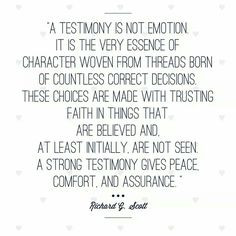 ... quotes lds quotes comfort elder richard lds quotes testimony lds