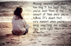for someone special quotes about missing someone quotes about missing ...