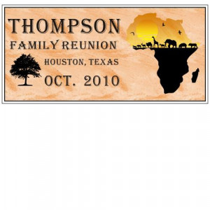 Family Reunion Themes And Slogans