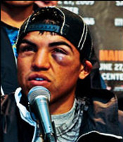 """Victor Ortiz: """"Mark my words, I will be a world champion!"""""""