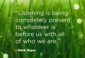 Mark Nepo Quotes on Being Present and Recognizing Life's Gifts ...