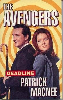 Avengers...Diana Rigg and Patrick MacNee...1961-1969