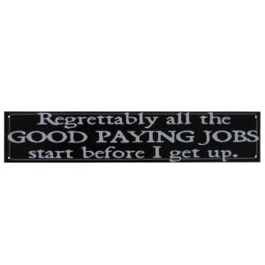 Funny Humorous Quotes Job