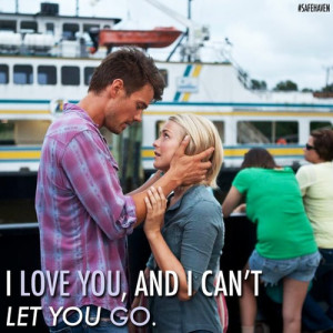 Safe Haven Movie Quotes