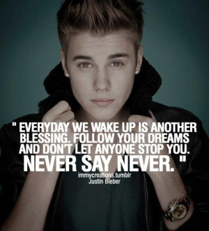 Belieber TAG!