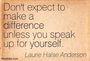 Speak Quotes Laurie Halse Anderson