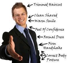 Never wear a backward baseball cap to an interview unless applying for ...