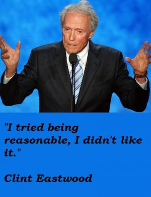 Clint eastwood famous quotes 2
