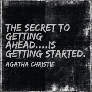 quotes #encouragement #agatha christie