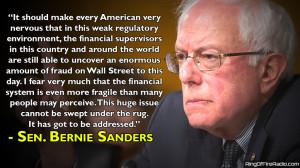 Bernie Sanders Fighting TPP, Slows Down Fast Track