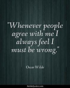 Oscar Wilde Quotes | http://noblequotes.com/