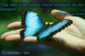 Thoreau Quotes, Life Quotes, Contentment Quotes, Inspirational Quotes ...