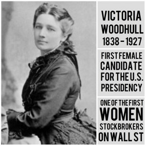 ... Victoria Woodhull. http://womensenews.org/opening-the-way-seven-who