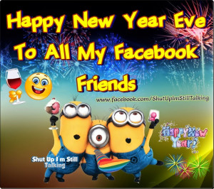happy new year eve wishing you my friends and family a magical new ...