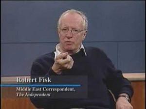 Robert Fisk Pictures