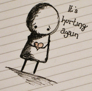 Its Hurting Again . . .