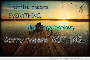 Life Love Quotes Pinky Promise